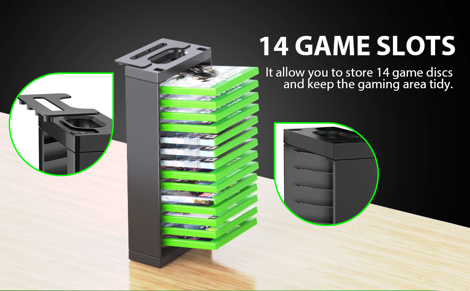 Xbox charger stand