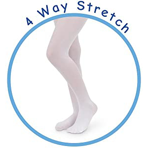 Jefferies Socks Girls stretch tights