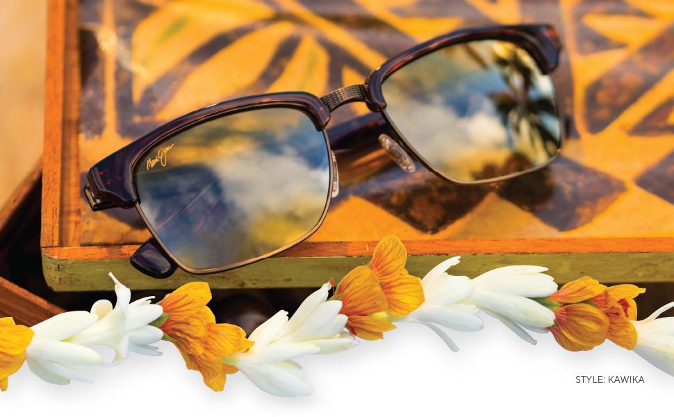 Maui Jim sunglasses, polarized sunglasses, polarized lenses