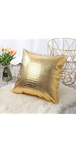 Water Resistant In-Outdoor Gardern Home Decor Cushion Covers