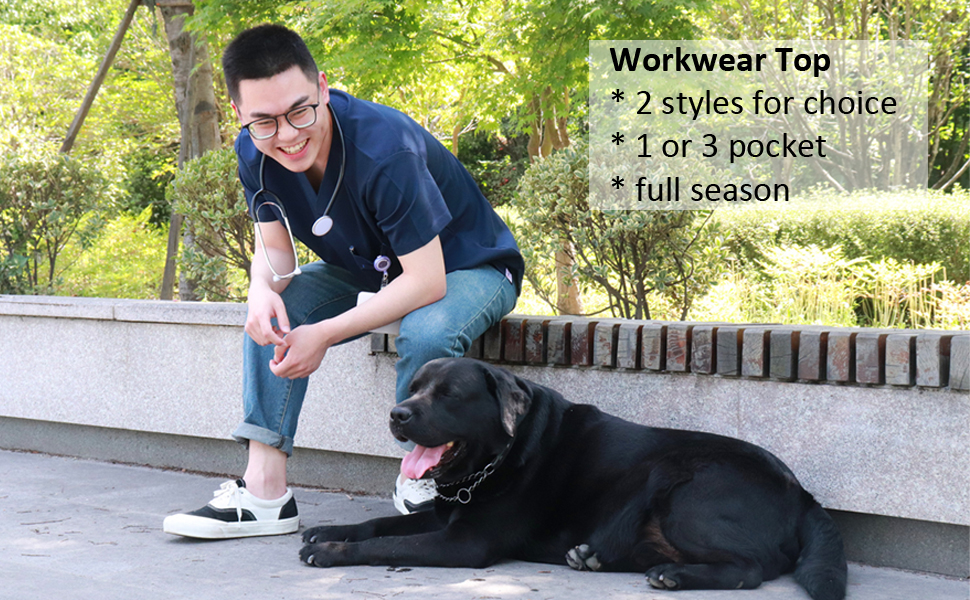 workwear top