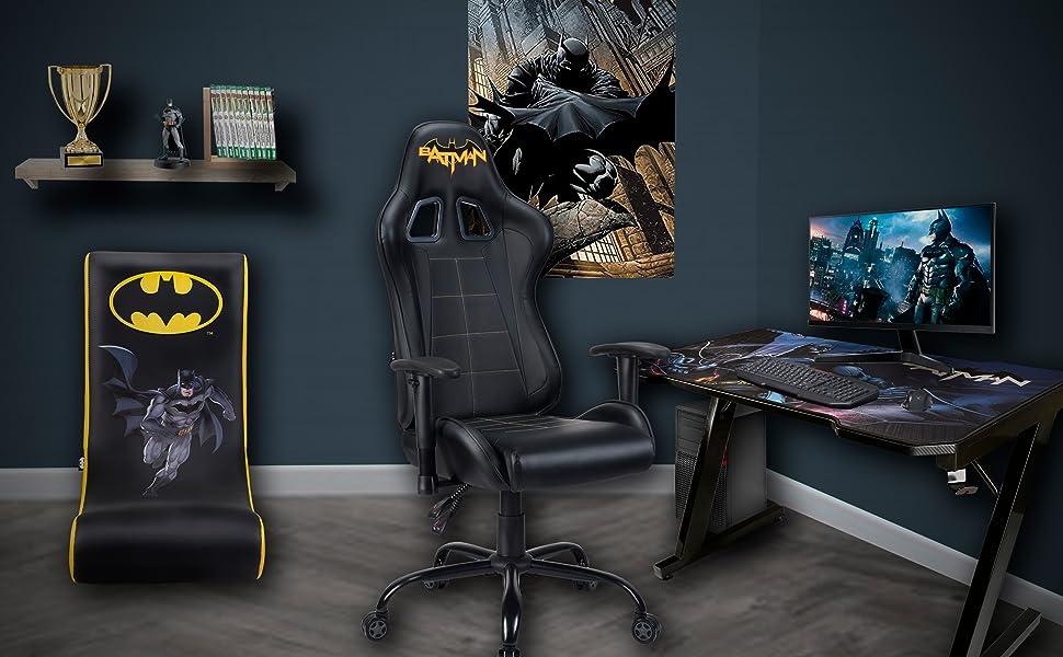 Chambre Batman
