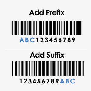 prefixes/ suffixes