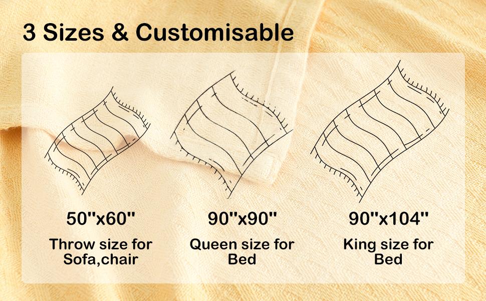 queen king 50x60 blanket