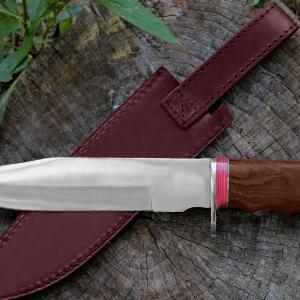 Bowie Hunting Knife Sheath