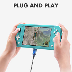 plug play switch charger