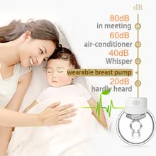 Ultra quiet breast pump