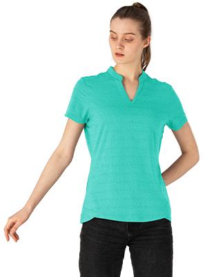 BGOWATU Women's Golf Polo Shirts