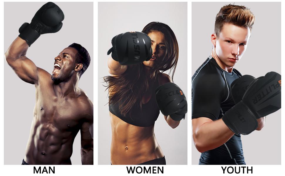 boxing gloves men