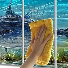 tuna metal art easy to maintain