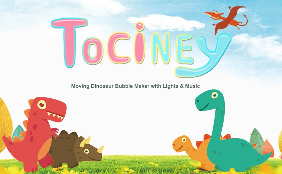 Tociney Toys