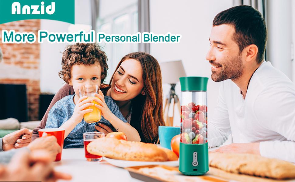 Anzid More Powerful Personal Blender