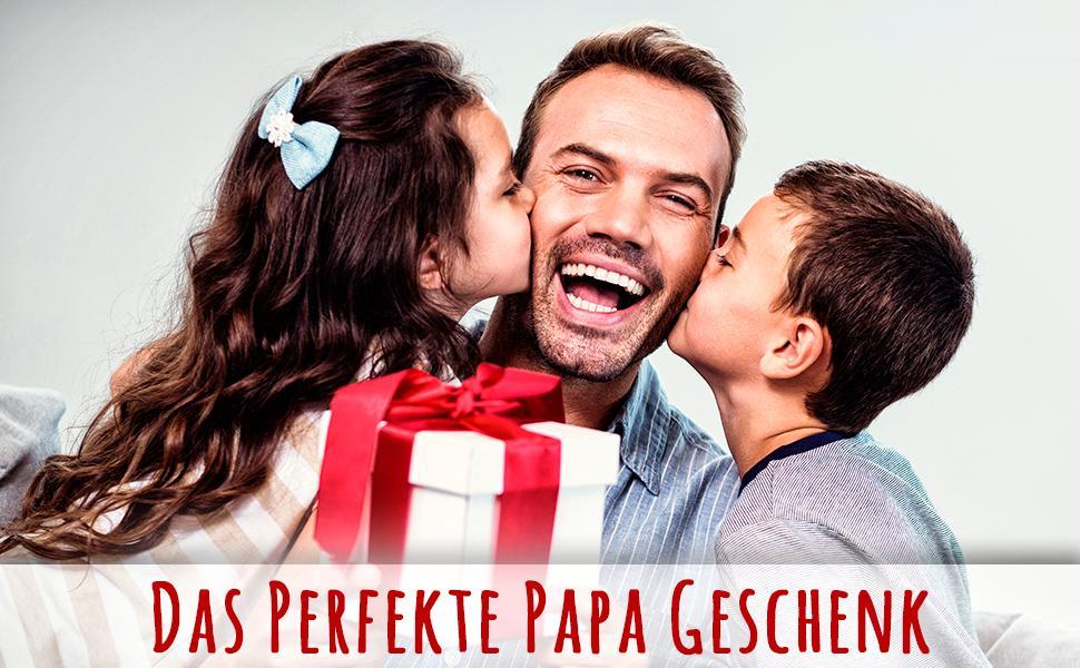 Papa Geschenk