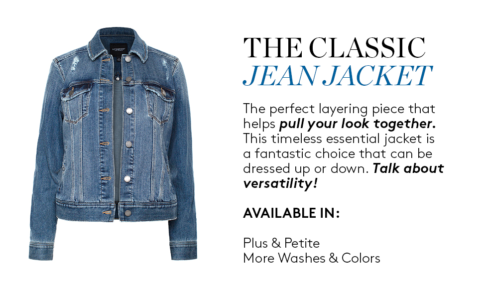 The perfect layering piece that helps pull your look together. Timeless and versatile .