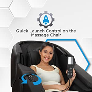 easy to use massage chair