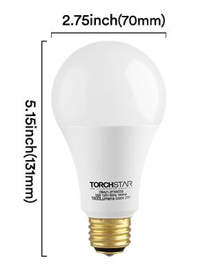 3 way led bulbs 50 100 150