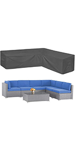 sectional couch set cover