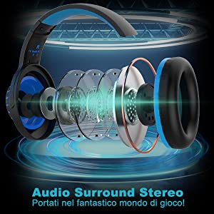 Suono surround stereo