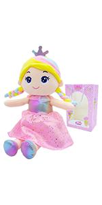 Soft Baby Doll Vera
