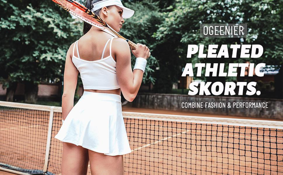 womens tennis golf skorts with pockets