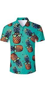 mens pineapple shirt
