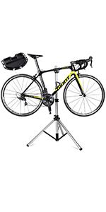 bicicleta reparar bicicletas mvpower mtb work set rack cranks guide mountain e biking