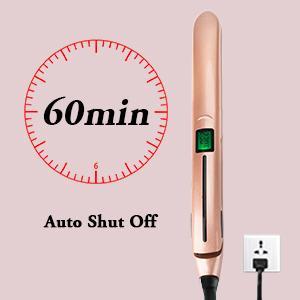 hair ceramic flat iron professional flat iron titanium steam hair straightener flat iron hair curler