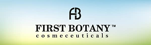 First Botany  Natural products
