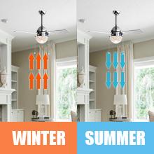 reversibel ceiling fan
