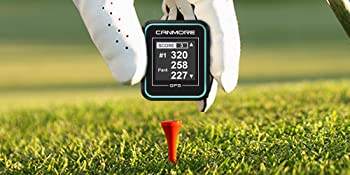 Canmore H300 Handheld Golf GPS