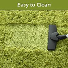grass green rug