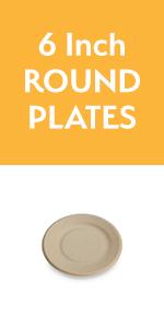 "6"" Plates"