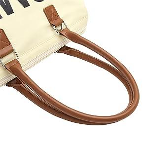 Comfort PU Leather Handle