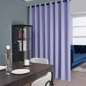 Deconovo Wide Width Curtains for Sliding Door Grommet Top