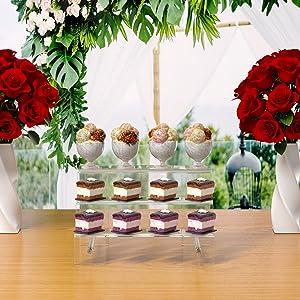 cupcake risers for displays