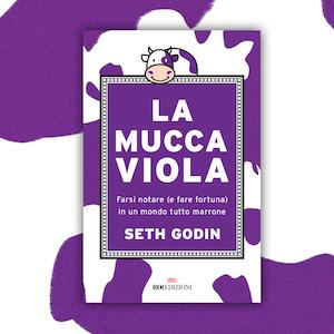 La Mucca viola; Seth Godin; marketing