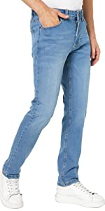 Smith & Solo Jeans Herren - Slim Fit Jeanshose