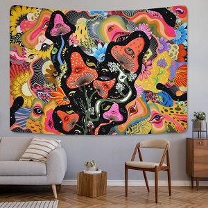 eye tapestry