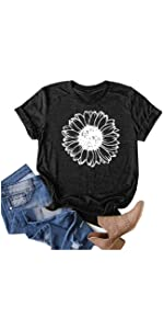 T-Shirts for Women Z02-Black