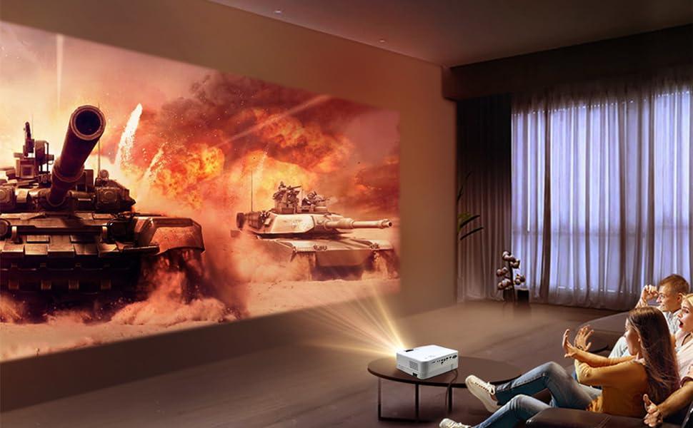 vedio projector