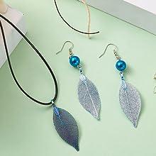 DIY Necklace Earring
