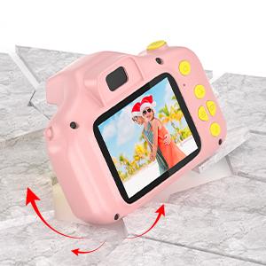 VATENIC shock-proof Girls camera