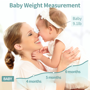 baby weight measurement