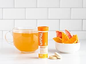 Nuun Immunity Orange Citrus