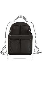 Surblue Backpack Organizer Insert