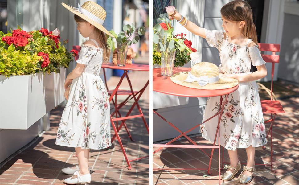 girls dress shoes flower girl shoe white size 5 6 7 8 9 10 11 12 13 toddler easter ballerina flat