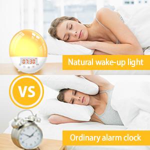 Réveil et endormissement en douceur