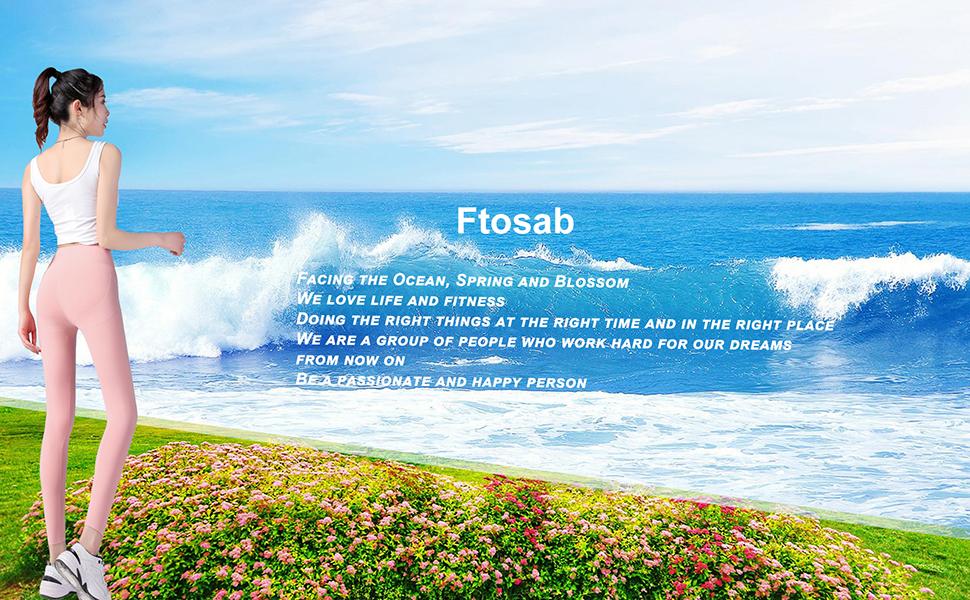 Sea, grass, beautiful flowers, people