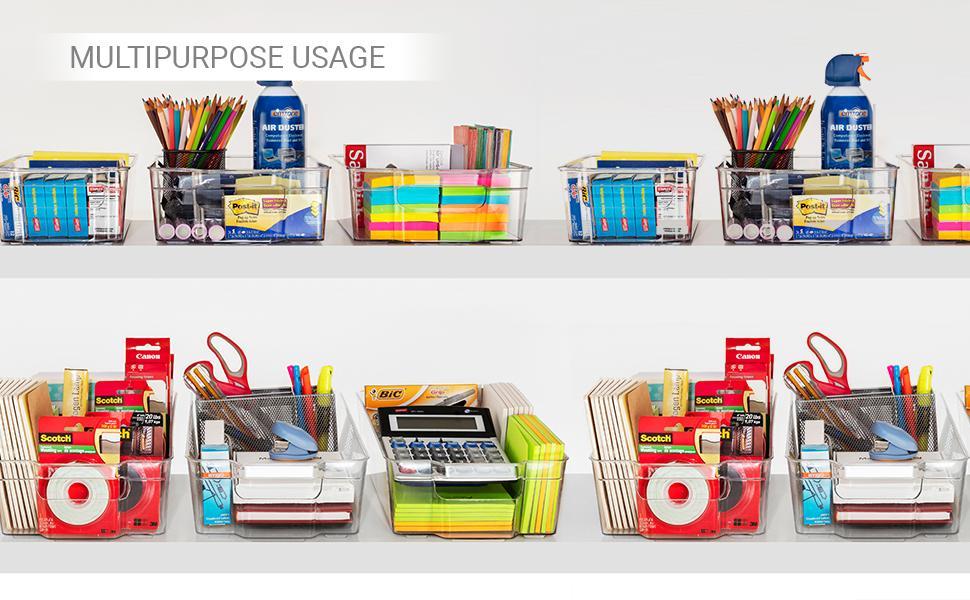 Multipurpose usage