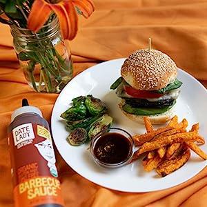 Vegan BBQ Sauce for Burgers